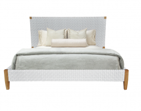 Ellio King Size Bed by Oly Studio