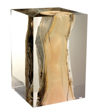 Nilleq Acrylic stool side table