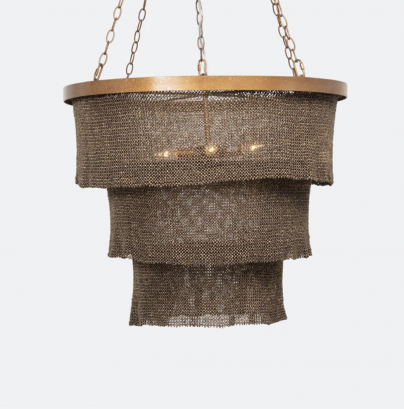 Patricia Coco Beads Chandelier